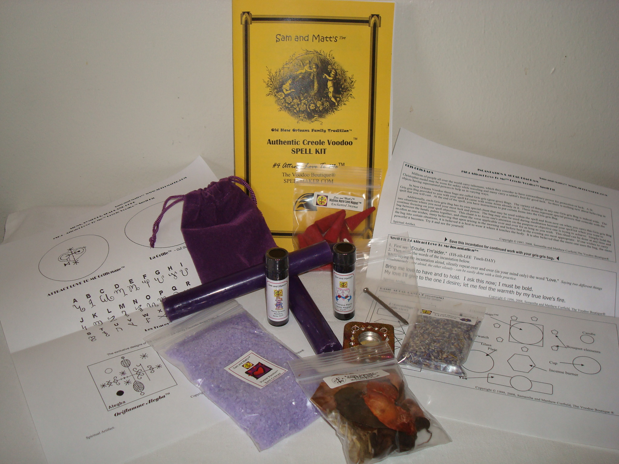 love spell kits