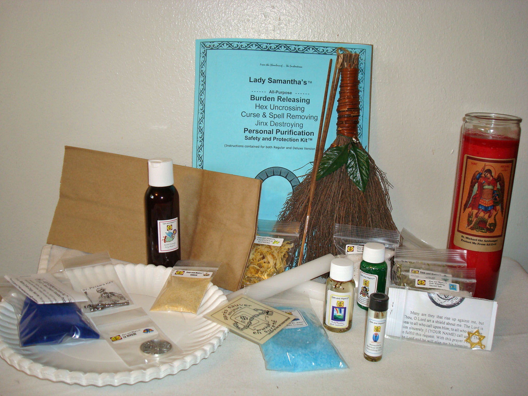 Spells, Hex and Curse Removal, Spiritual Cleansing, Baths