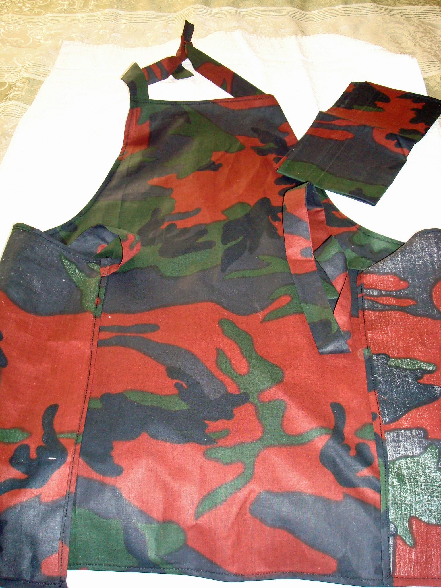 New Orleans Voodoo Service Aprons