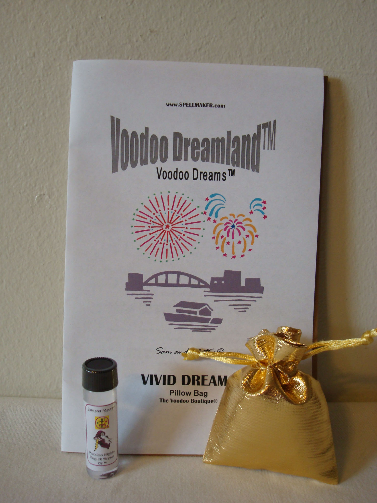 voodoo dream bags